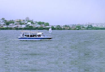 Boating in Hyderabad