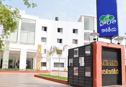 Accommodation in Warangal