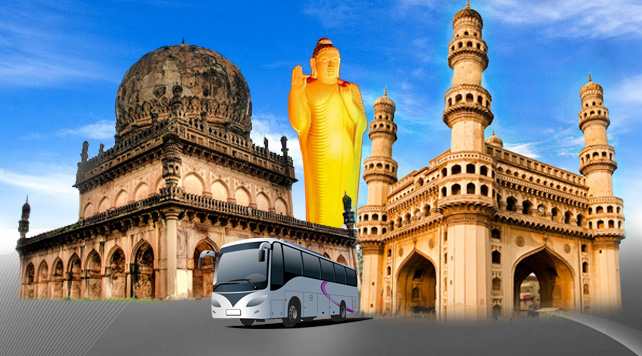city sightseeing telangana hop on hop off bus tours telangana